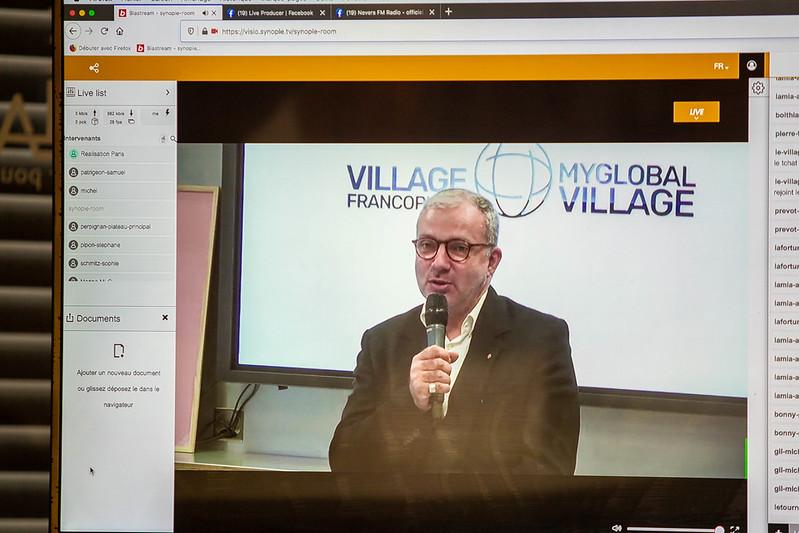Nevers dans le Village francophone mondial du CES Las Vegas