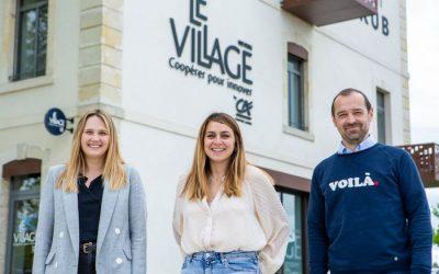 Le Village by CA Nevers s'est fait une place
